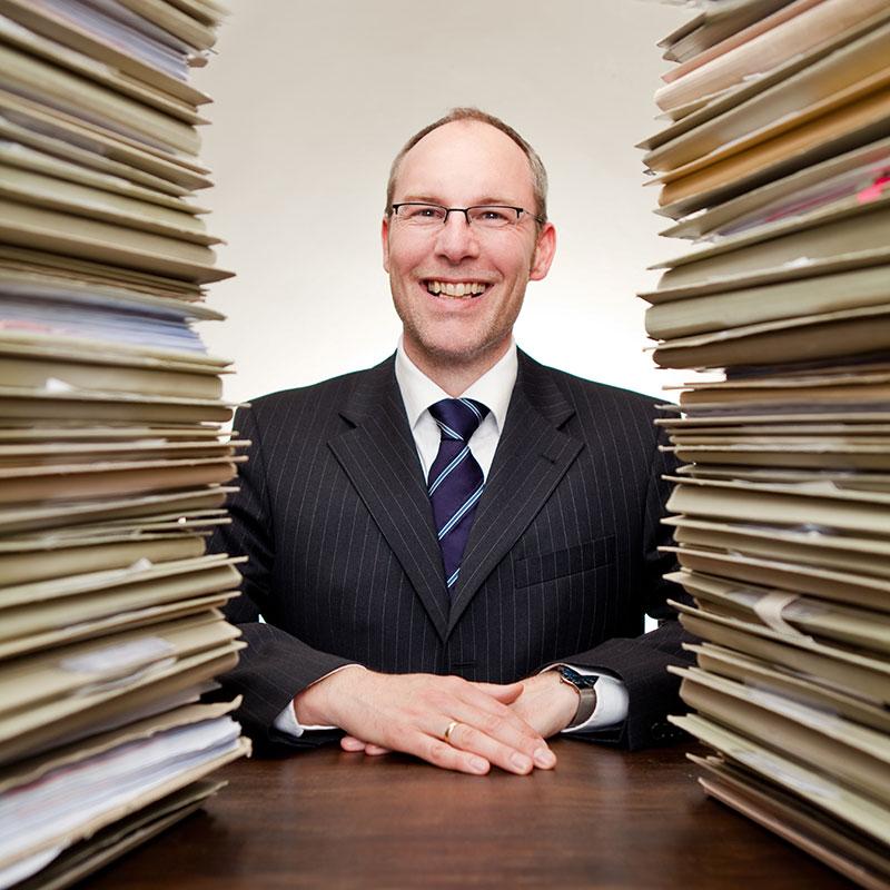Rechtsanwalt Niko Steffens