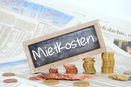 Symbolisches Foto zu Mietkosten - Rechtsanwälte Steffens und Partner, Kiel