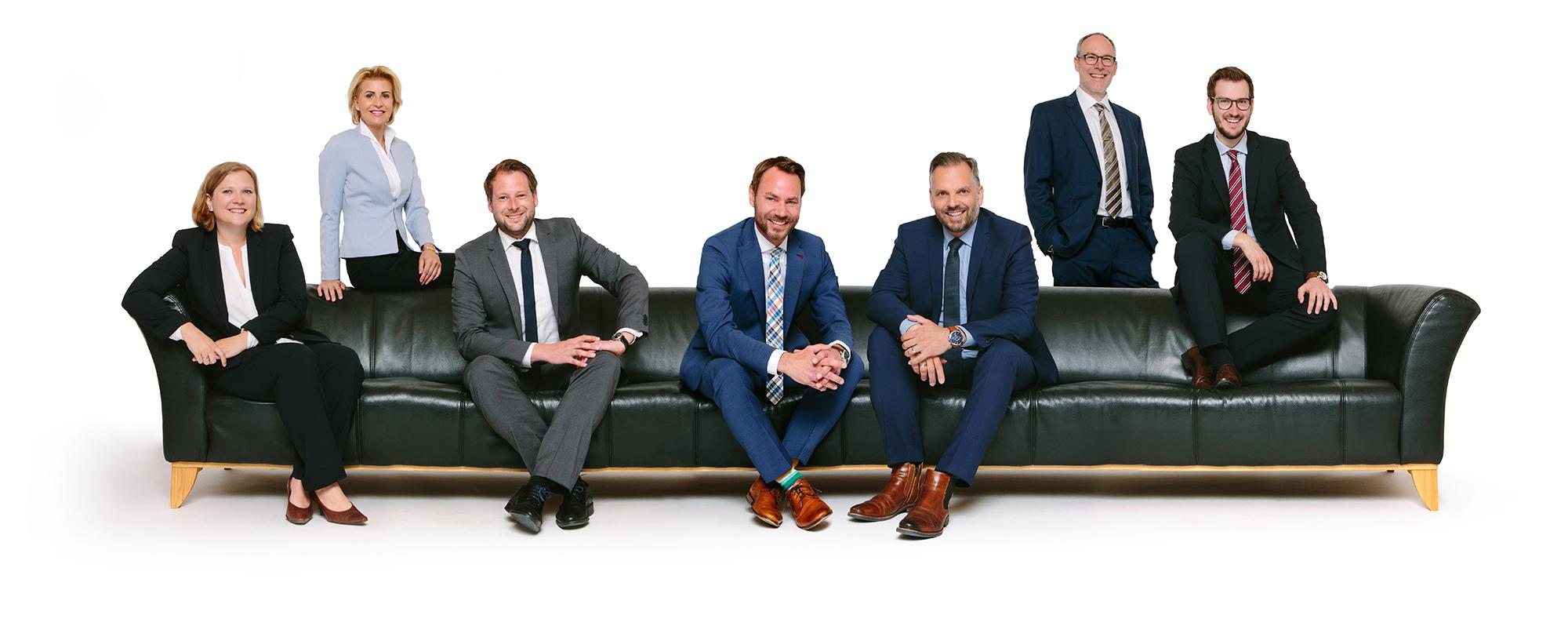 Ihre Rechtsanwälte von der Kanzlei Steffens & Partner