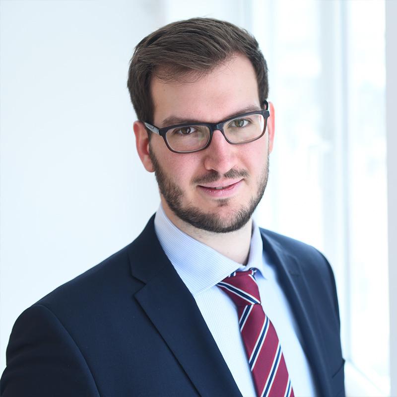 Rechtsanwalt Lukas Braunschweig