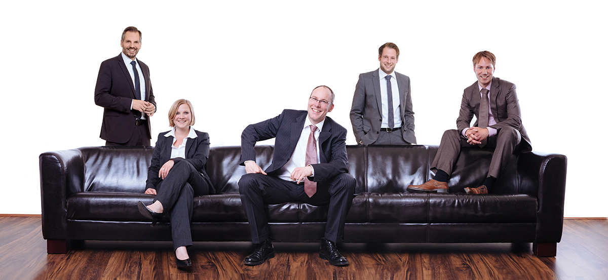 Die Anwälte der Kanzlei Steffens & Partner in Kiel