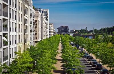 Foto von Wohngebäuden