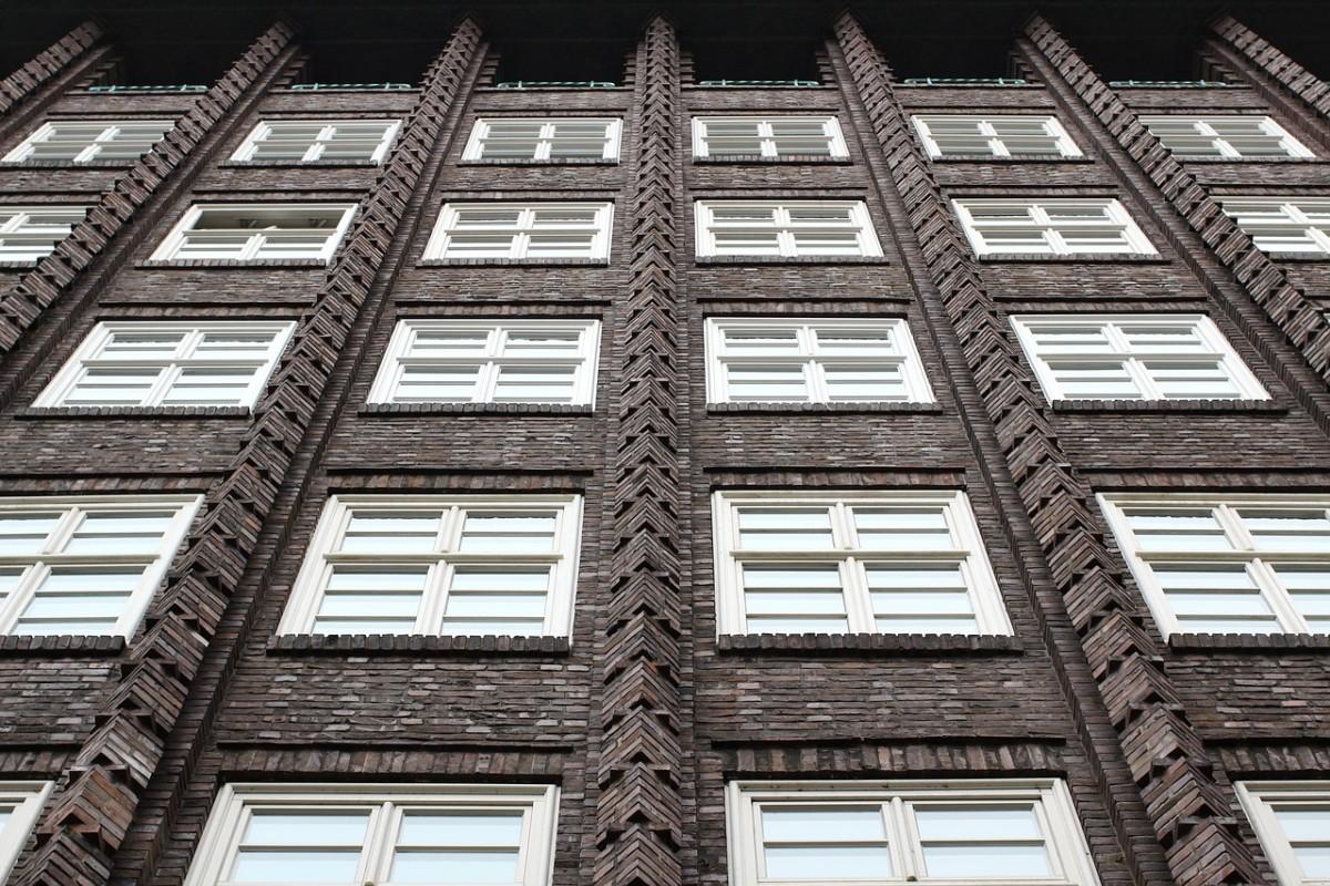 Foto eines Gebäudes